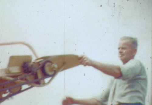 Luit Piet van der 1960-63 bij RVR Loonbedrijf
