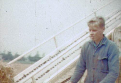 Luit Teun van der 1960-63 bij RVR Loonbedrijf 02