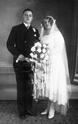 Mantel Cornelis Klaaszn 1903 1930 trouwt Engeltje Koningen