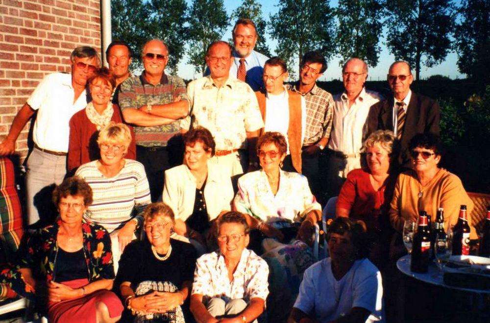 Mantel Klaas Janzn 1872 1996 Reunie Kleinkinderen