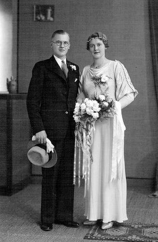 Mantel Willem N Klaaszn 1909 1935 trouwt Lijda Maarse