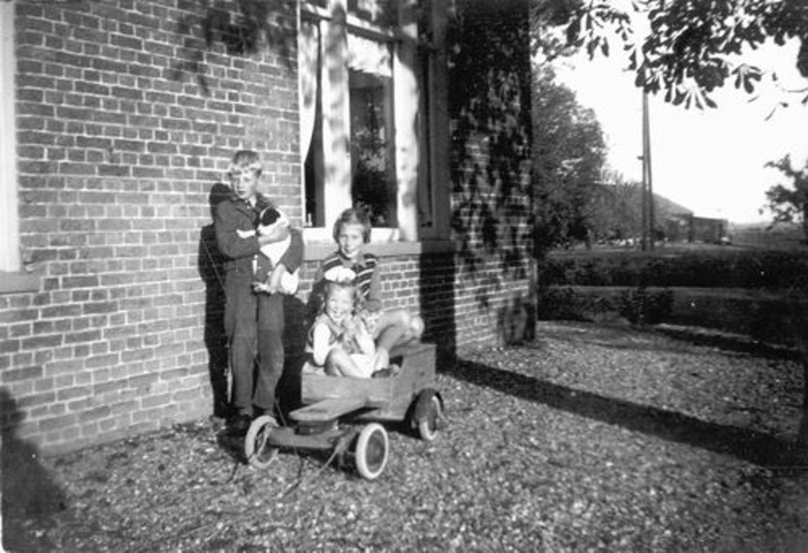 Marbus Onbekend 1952±
