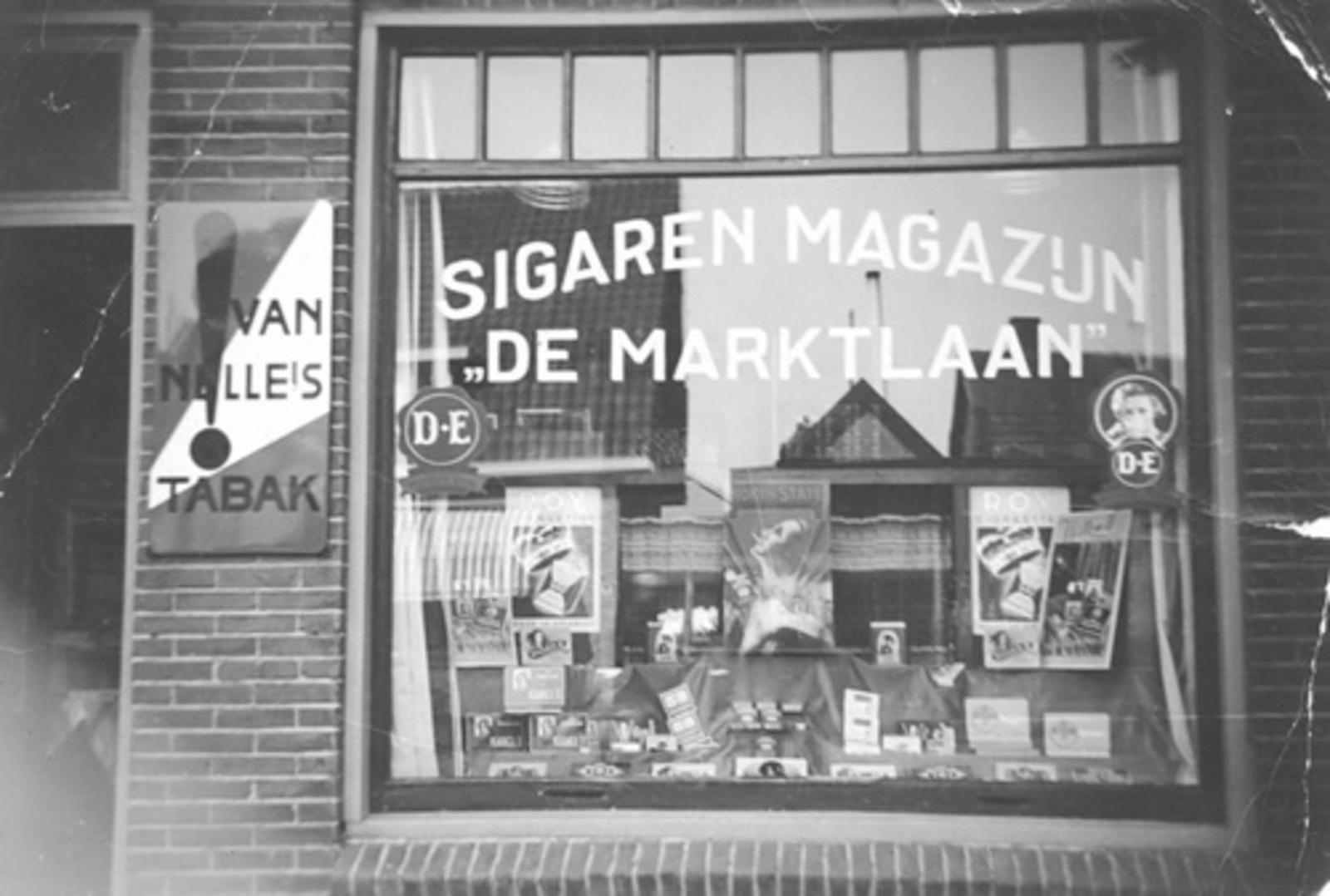Marktlaan O 0022 1939 Etalage