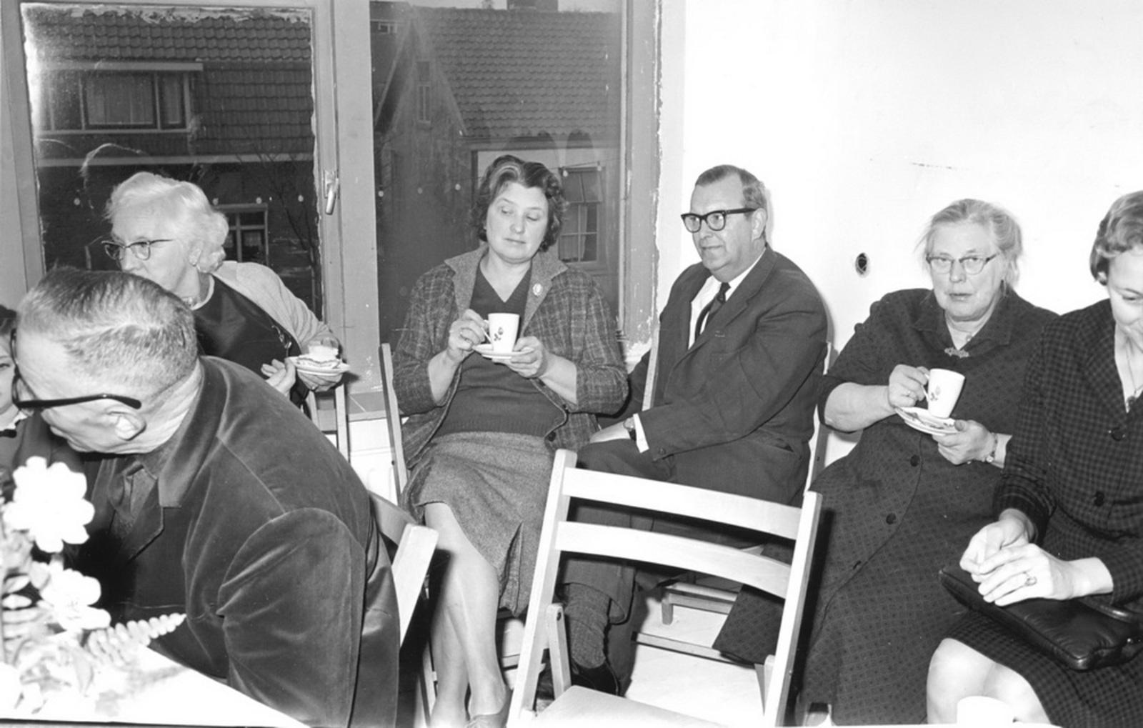 Marktlaan O 0022 1963 Opening Nieuwe Winkel Kraak 03