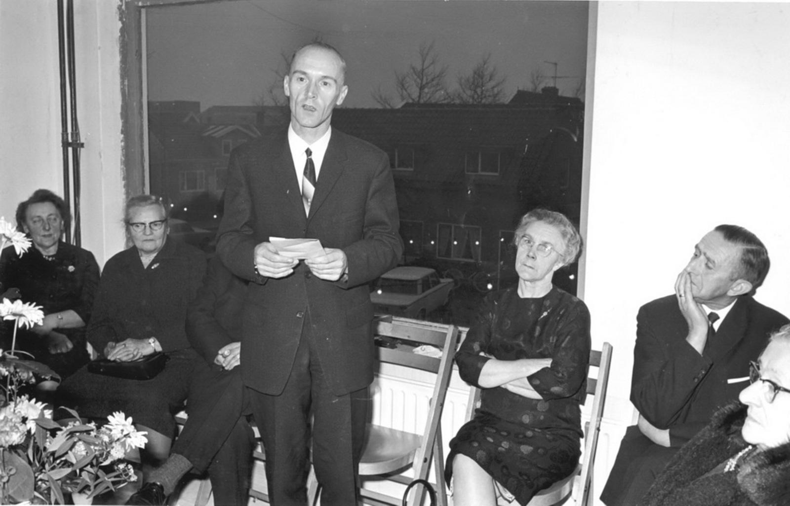 Marktlaan O 0022 1963 Opening Nieuwe Winkel Kraak 20