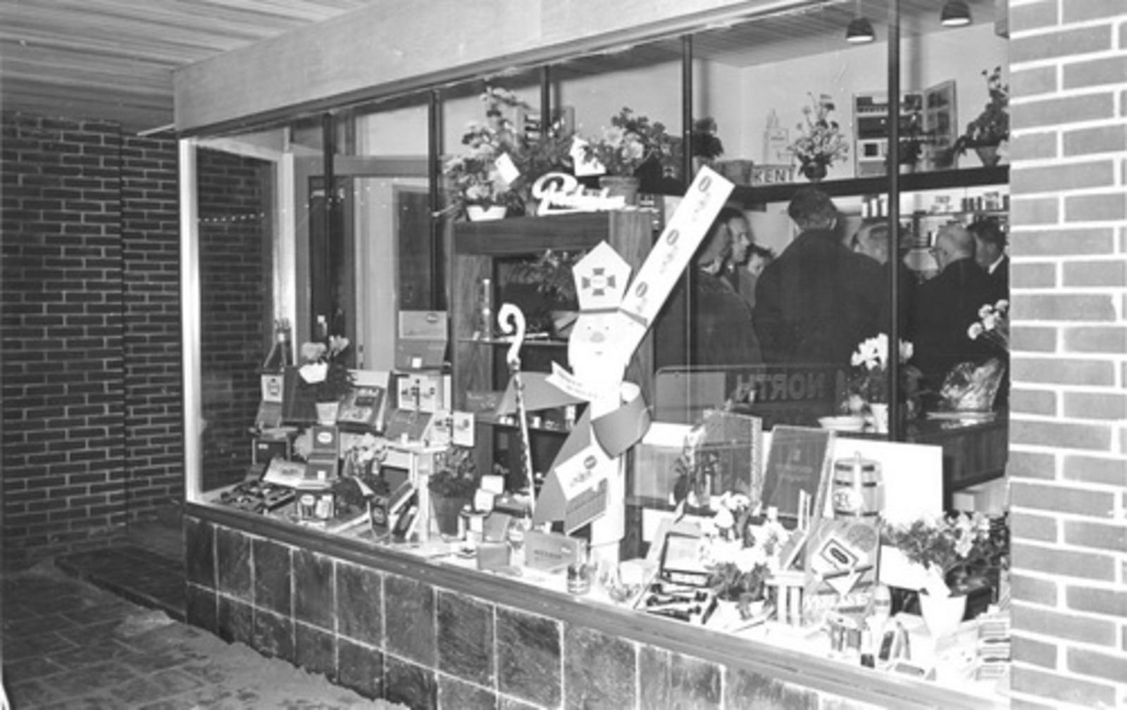 Marktlaan O 0022 1963 Opening Nieuwe Winkel Kraak 27