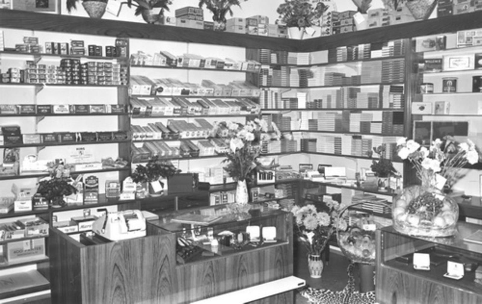 Marktlaan O 0022 1963 Opening Nieuwe Winkel Kraak 28