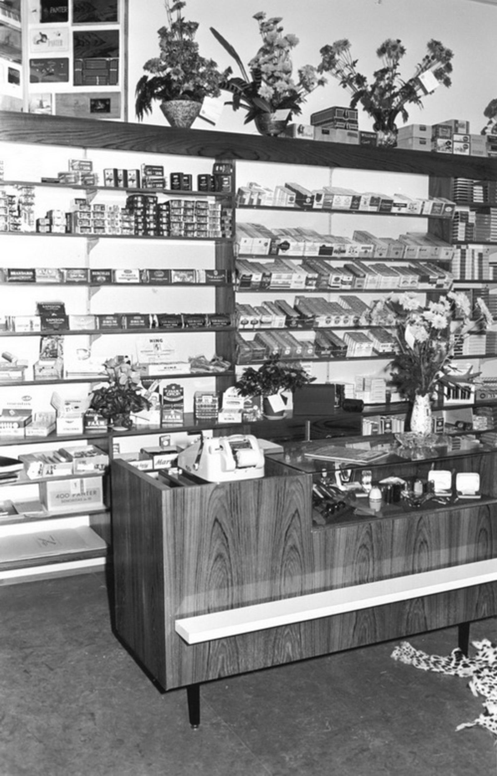 Marktlaan O 0022 1963 Opening Nieuwe Winkel Kraak 30