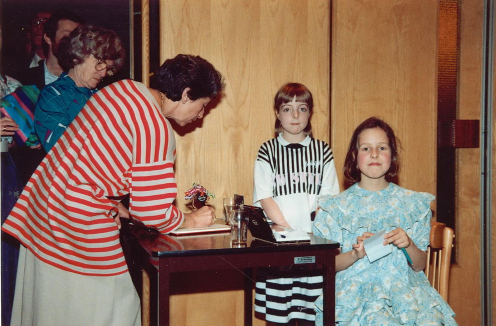 Marktlaan O 0022 1988 Sigarenboer Kraak 50jr Jub en Sluiting 52