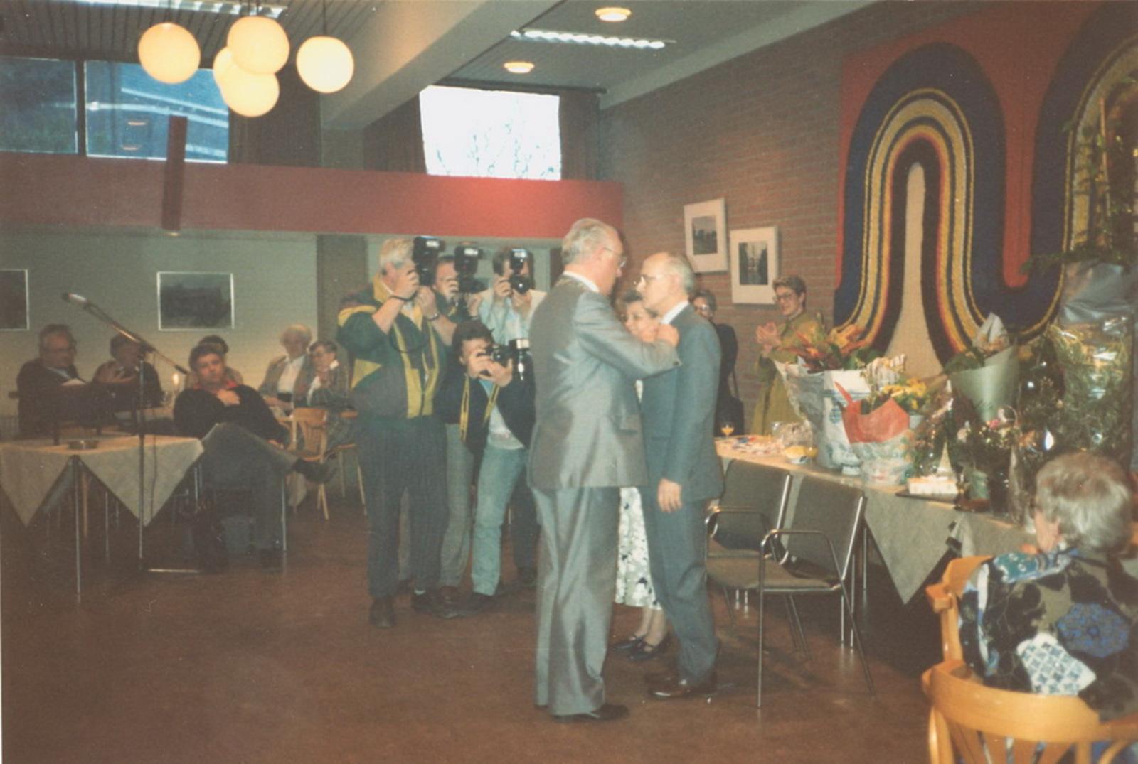 Marktlaan O 0022 1988 Sigarenboer Kraak 50jr Jub en Sluiting 87