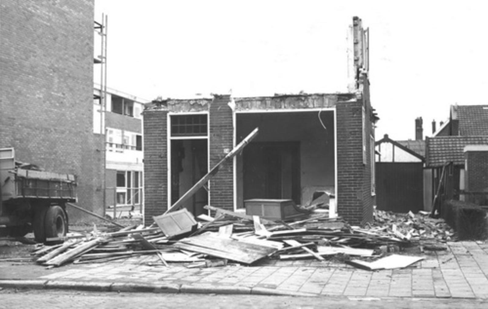 Marktlaan O 0022-24 1963 Sloop en Nieuwbouw 06