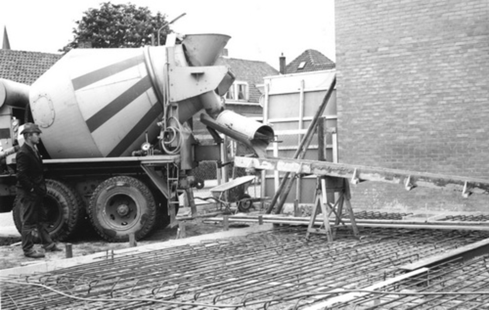 Marktlaan O 0022-24 1963 Sloop en Nieuwbouw 14