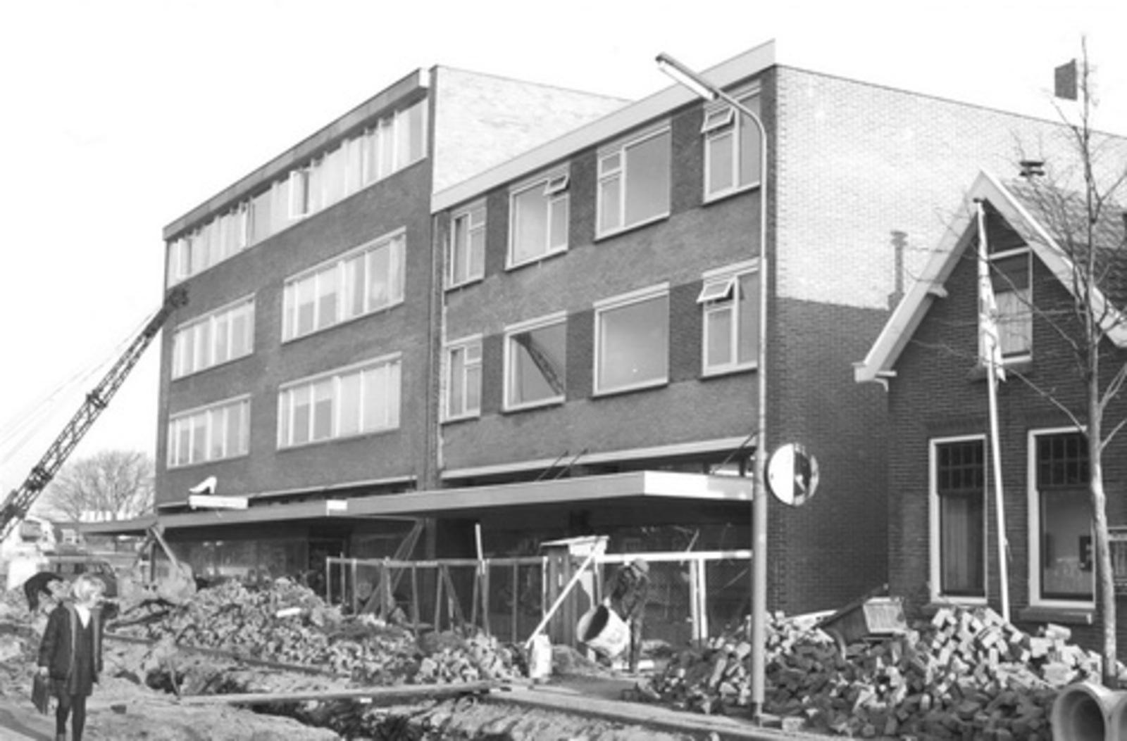 Marktlaan O 0022-24 1963 Sloop en Nieuwbouw 28
