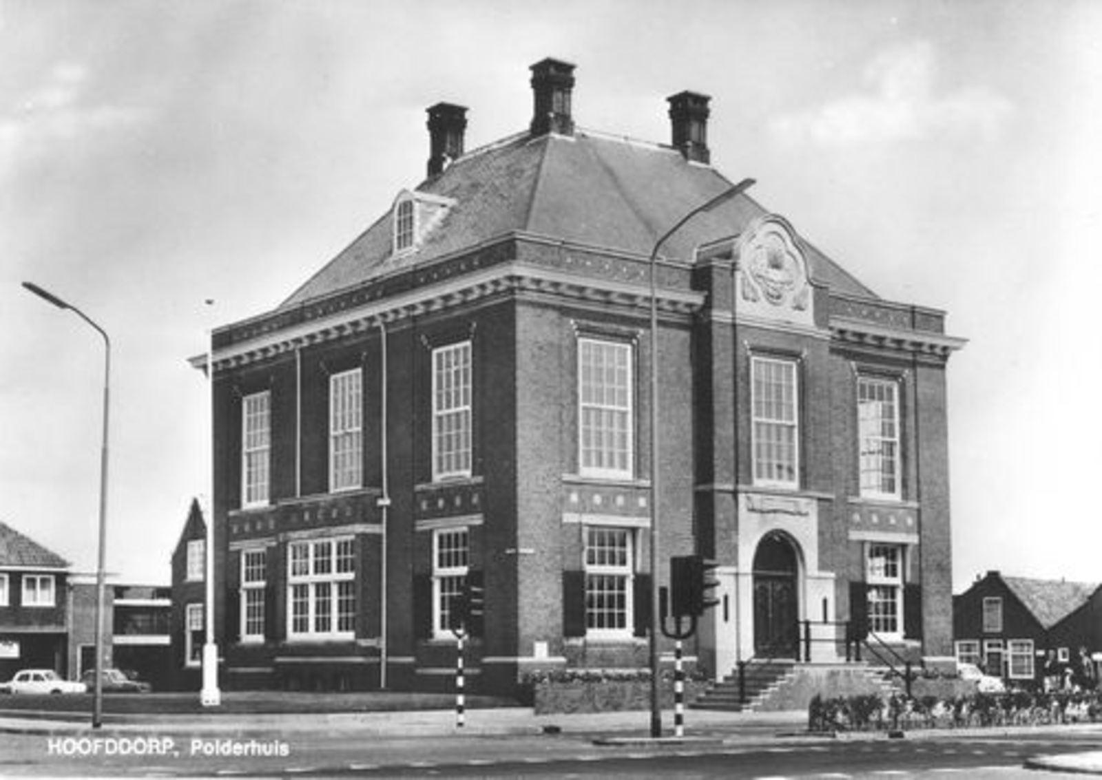Marktplein N 0047 1969 Polderhuis