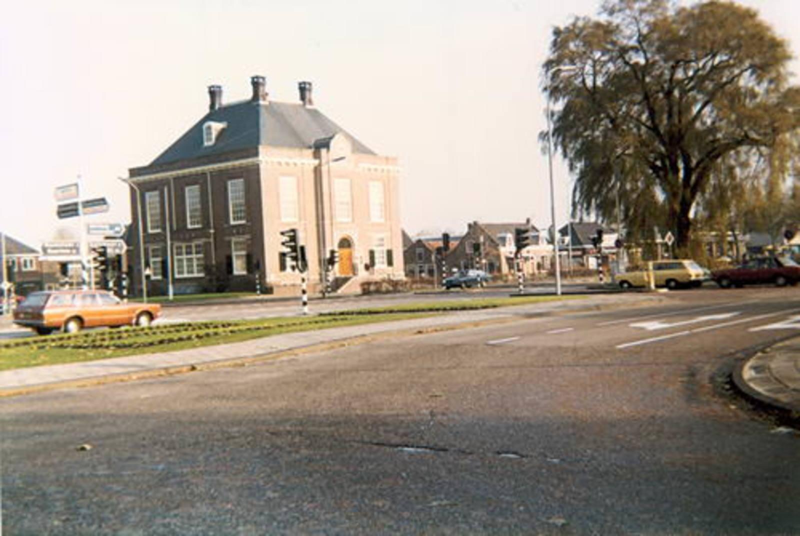 Marktplein N 0047 1981 Polderhuis
