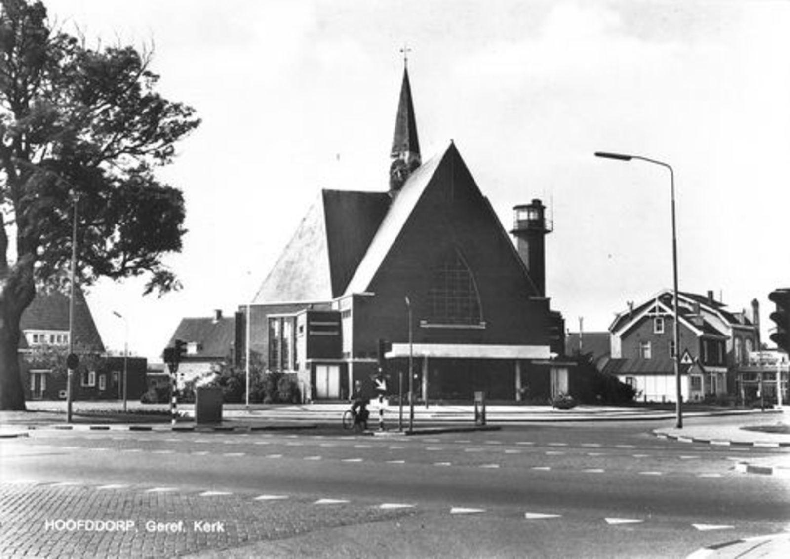 Marktplein Z 0094 1967 Geref kerk
