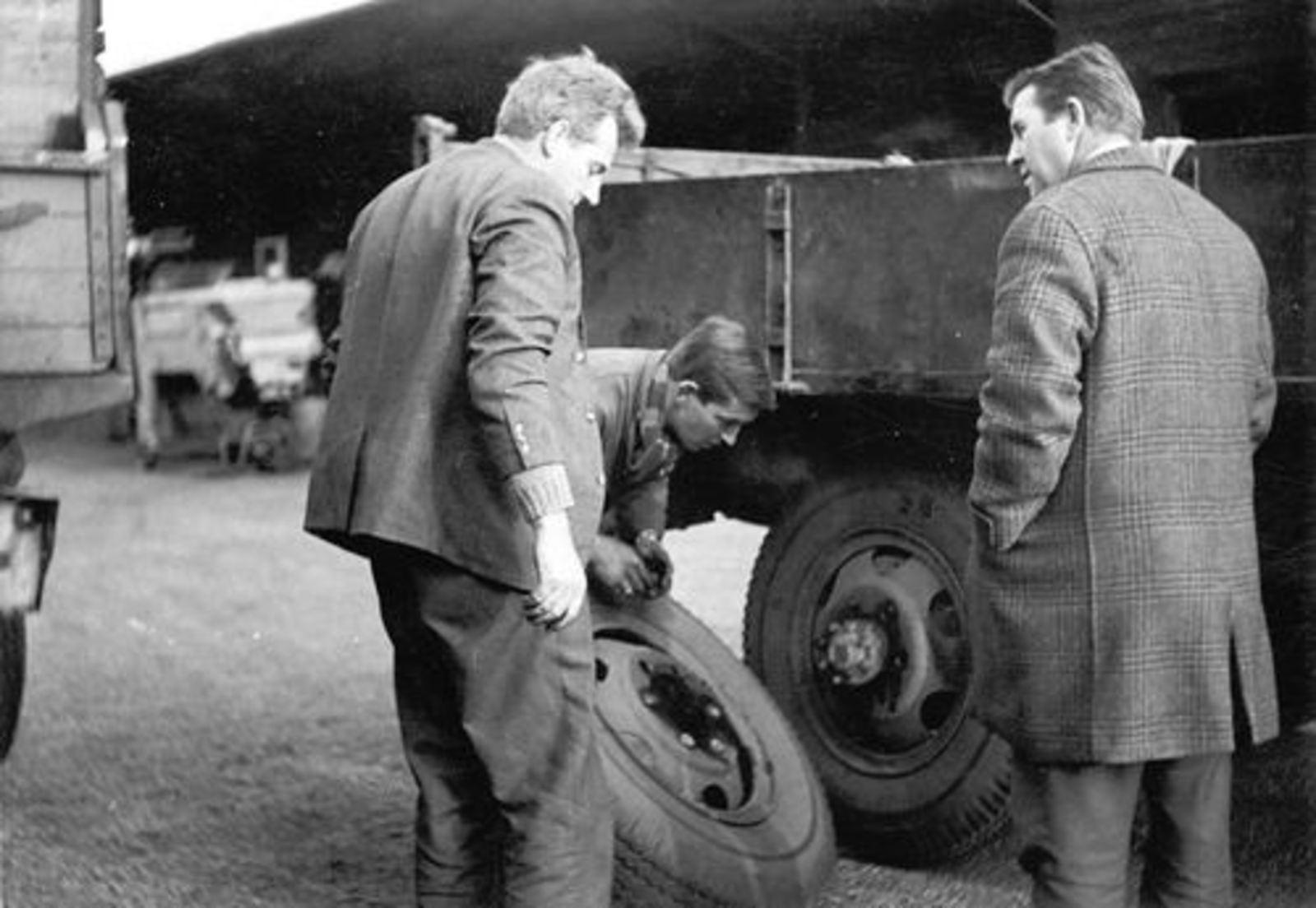 Meer Albertus vd 1935 1961+ Verwisselt Wiel Vrachtwagen Kromhout 03