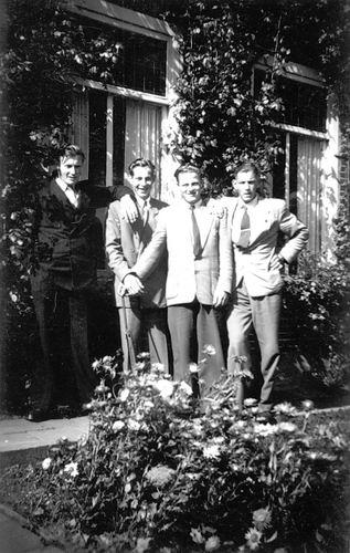 <b>ZOEKPLAATJE:</b>Meer Albertus vd 1935 19__ met Luchtbuks 03