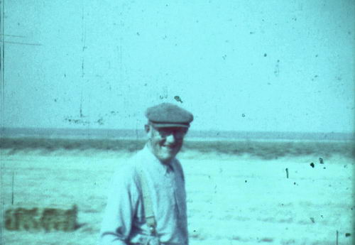 Melman Th P 1960-63 Boer op Aalsmeerderweg 0655 02