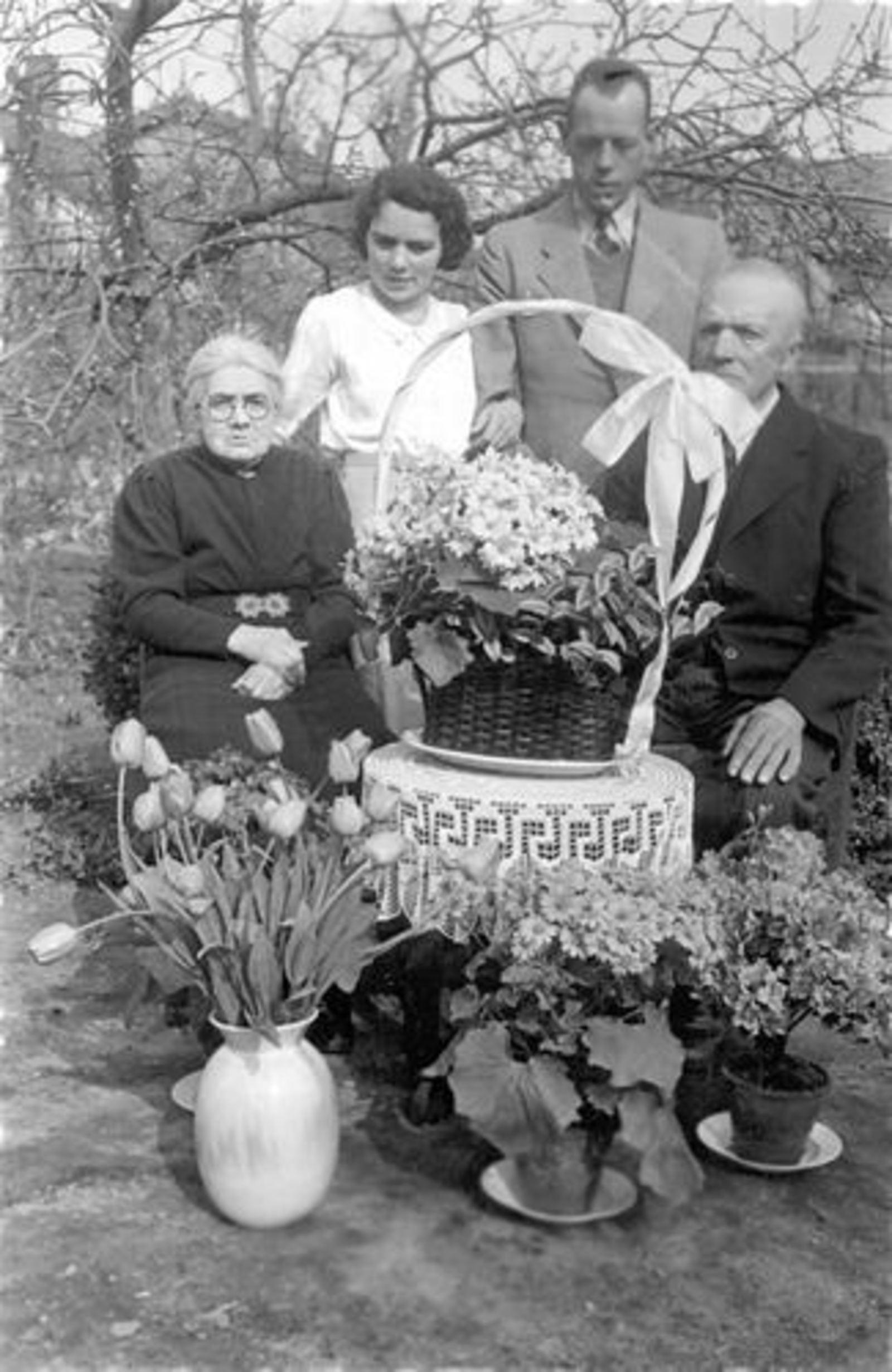 Mulder Teunis 1874± 1952 50jr getrouwd met Fijtje Hartog 0