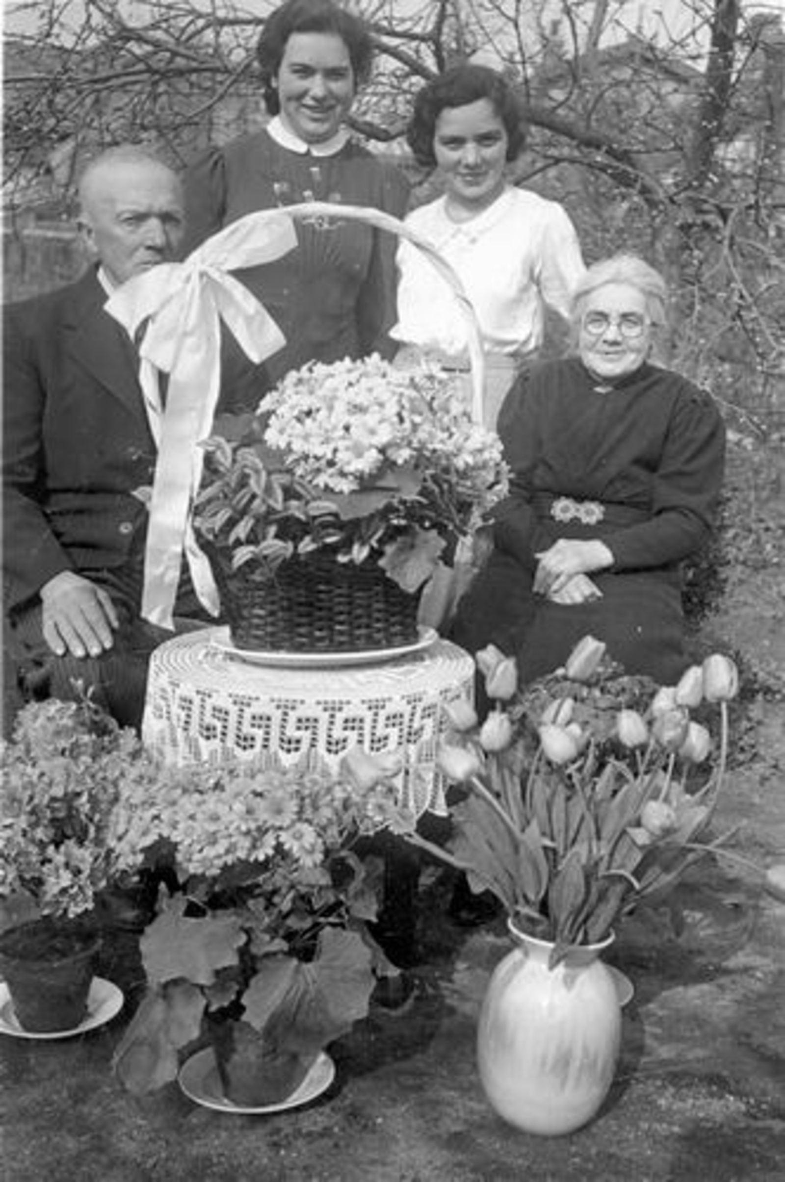 Mulder Teunis 1874± 1952 50jr getrouwd met Fijtje Hartog 02