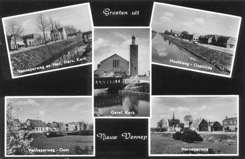 Nieuw Vennep 1962 5-luik