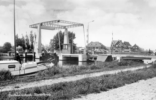 Nieuwemeerdijk 005_ 1966 Sloterbrug