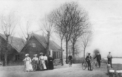 Nieuwemeerdijk 0498 1908 Stoombootstation Schiphol