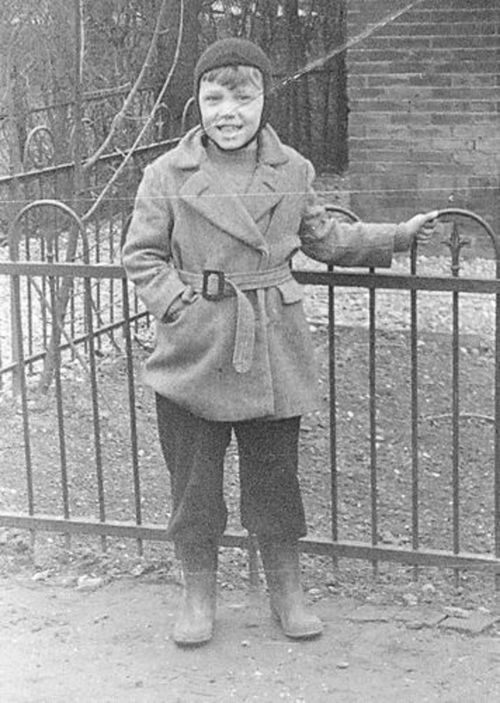 <b>ZOEKPLAATJE:</b>Onbekend Jongen 1952 Cees Friderijks of Frederiks