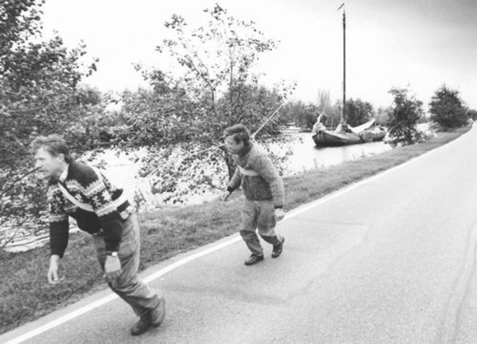 Onbekend Ringvaart 1994± met Demo Scheepsjagerij