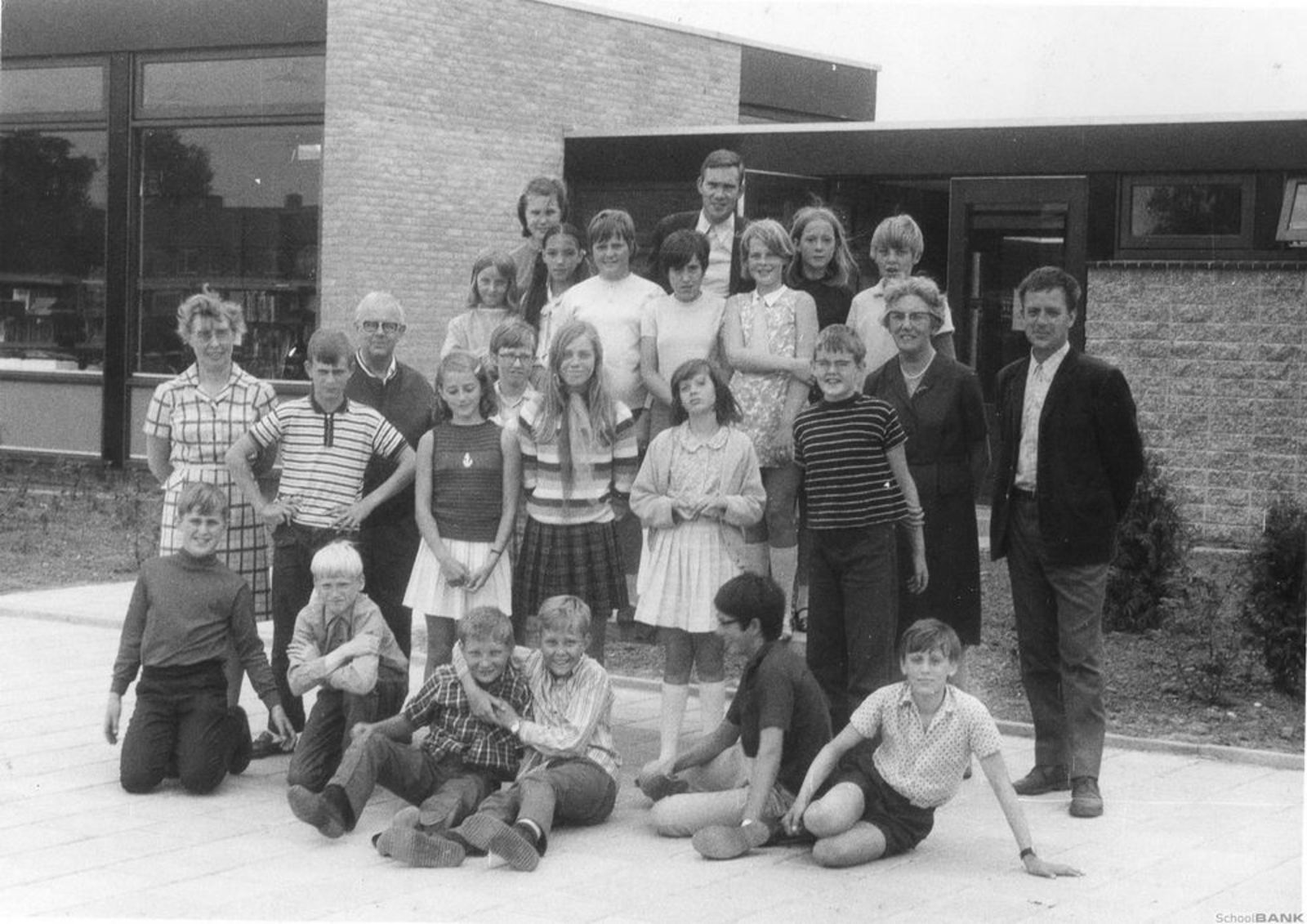 Openbare School 07 1969 Klas