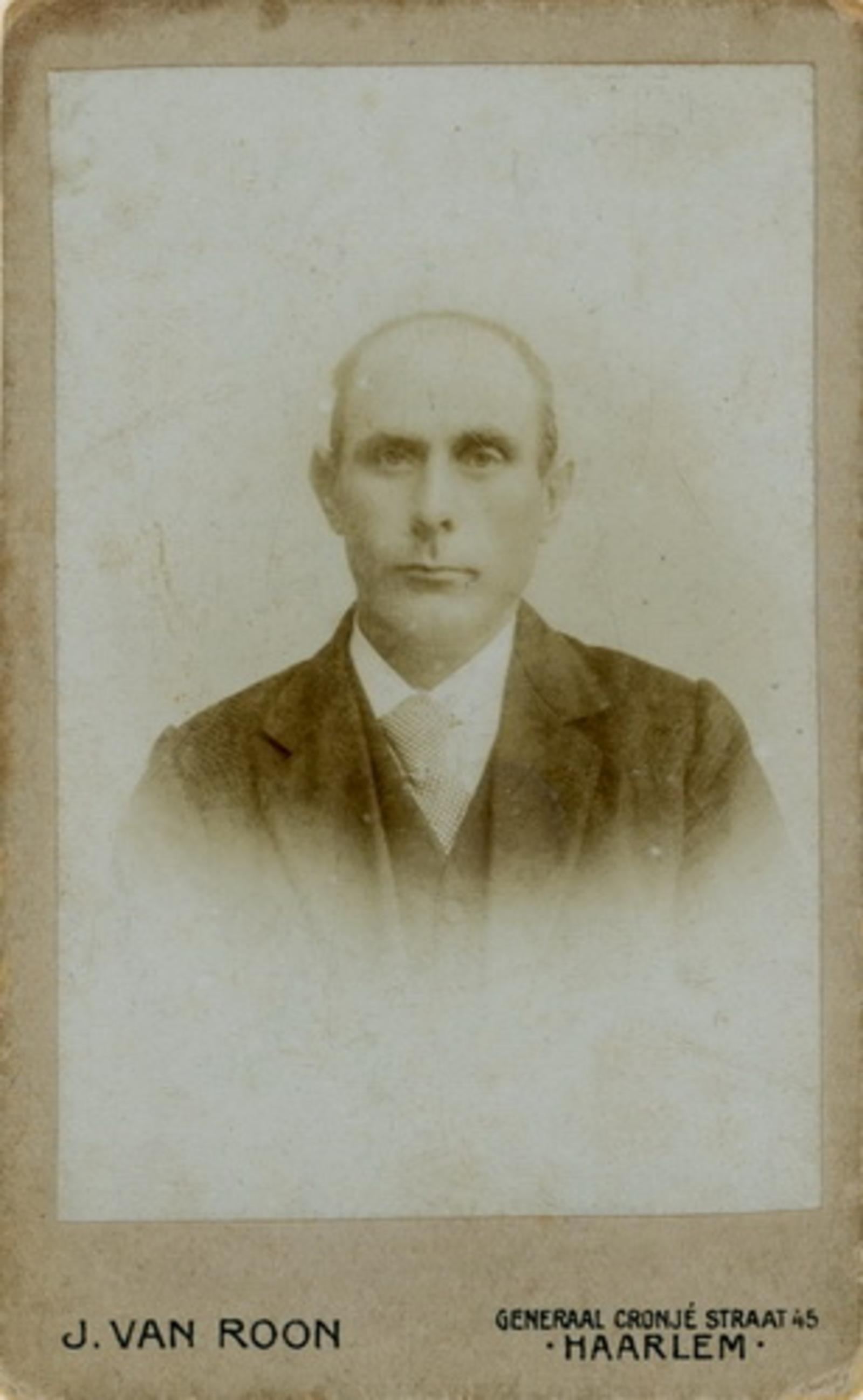 Ouden Pieter den 1875 19__ Portret met vrouw Emma C de Regt 01