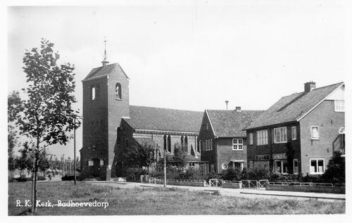 Pa Verkuyllaan 1943 RK Kerk