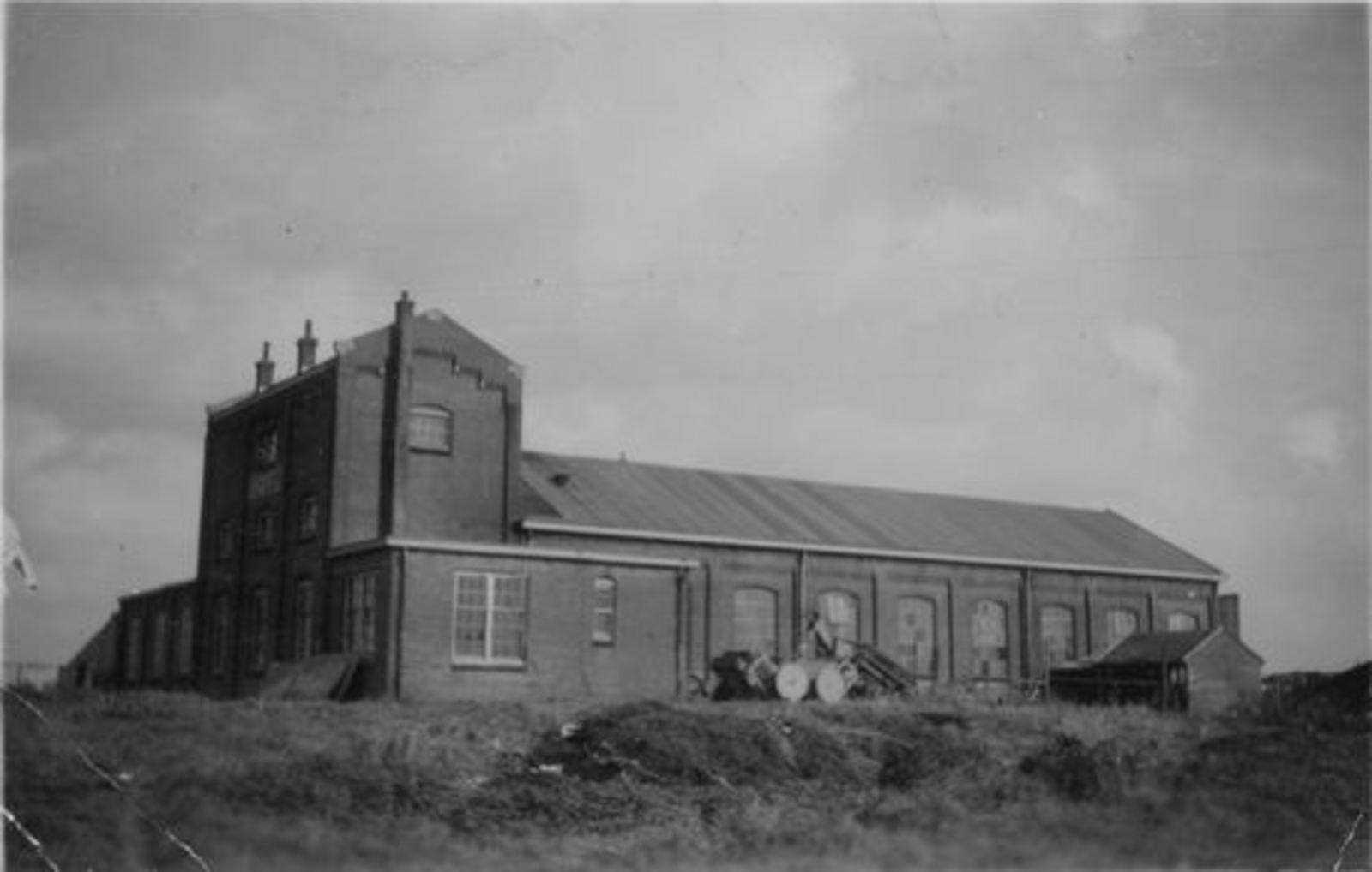 Pabstlaan Spoorremise 1968- VIMA Machinefabriek