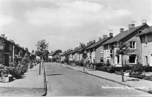 Parkietstraat 1968
