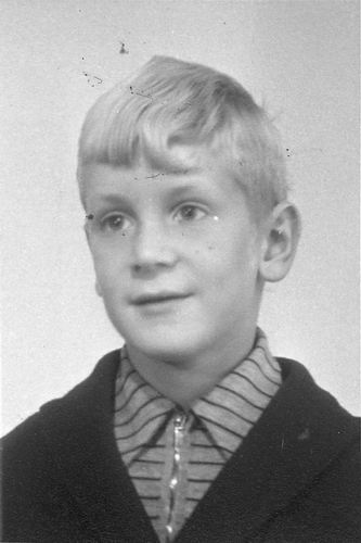 Pijpers Ben 1952 19__ Pasfoto