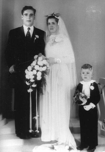 Pijpers Cees 1924 1950 trouwt Nel Calvelage 01