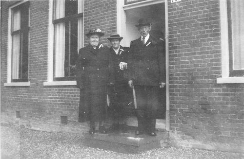 Pijpers Cees 1924 1950 trouwt Nel Calvelage 03