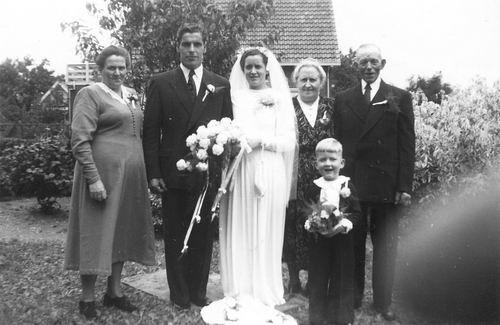 Pijpers Cees 1924 1950 trouwt Nel Calvelage 04
