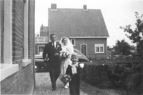 Pijpers Cees 1924 1950 trouwt Nel Calvelage 09