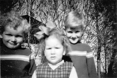 Pijpers Cees 1924 1957 Vrouw Nel Calvelage en Kinderen 0
