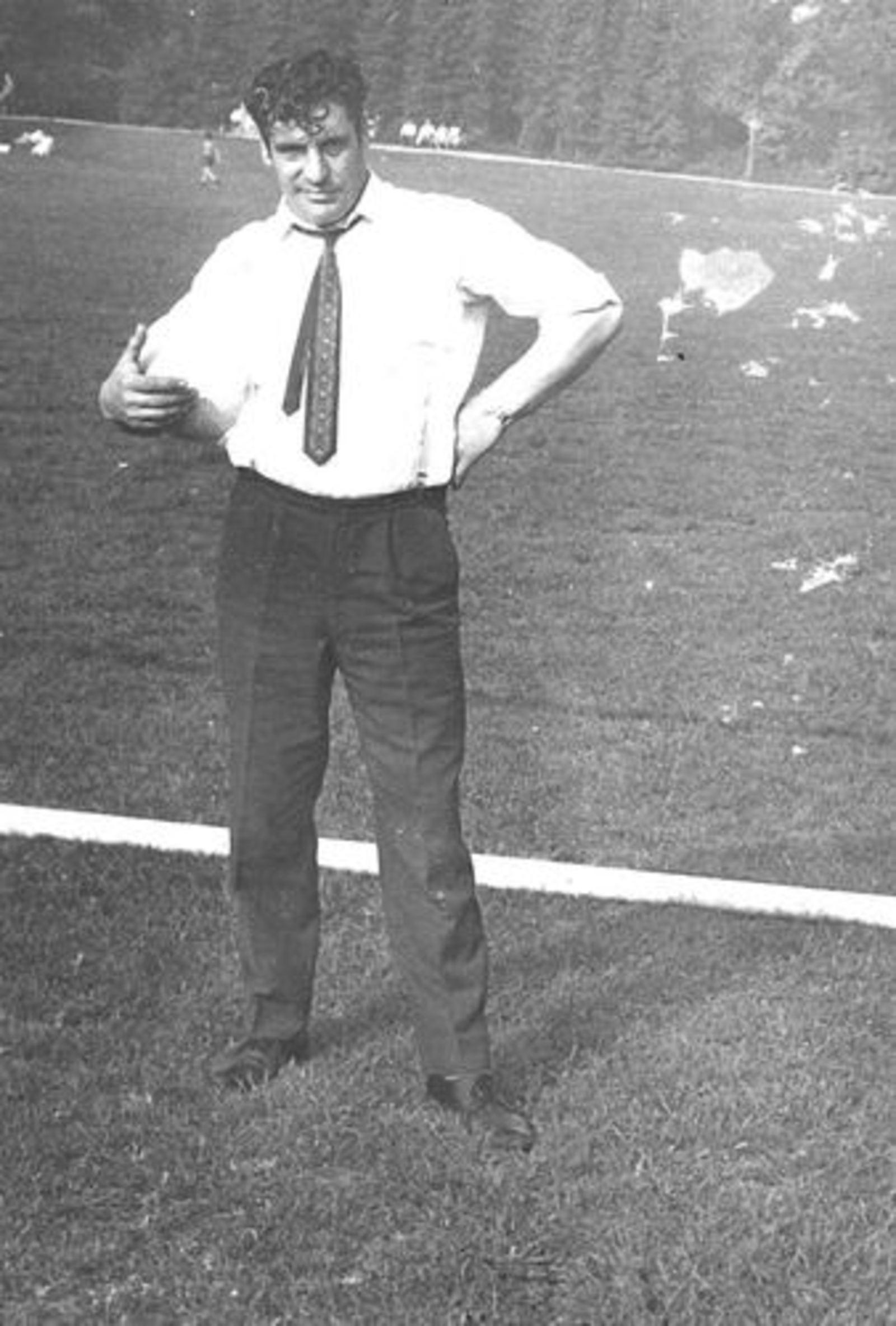 Pijpers Cees 1924 1968± Voetbal in Adamsche Bos