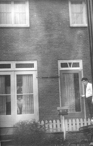 Pijpers Cees 1924 196_ bij Huis in Amstelveen