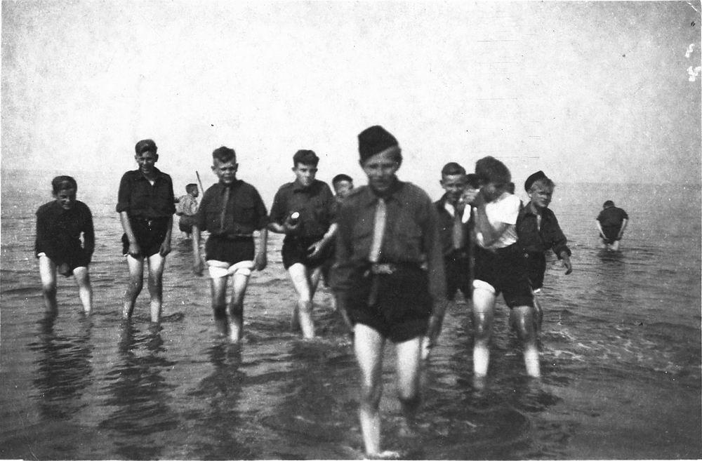 <b>ZOEKPLAATJE:</b>Pijpers Cees 1924 19__ bij Jongensclub Kruisvaarders van St Jan 03
