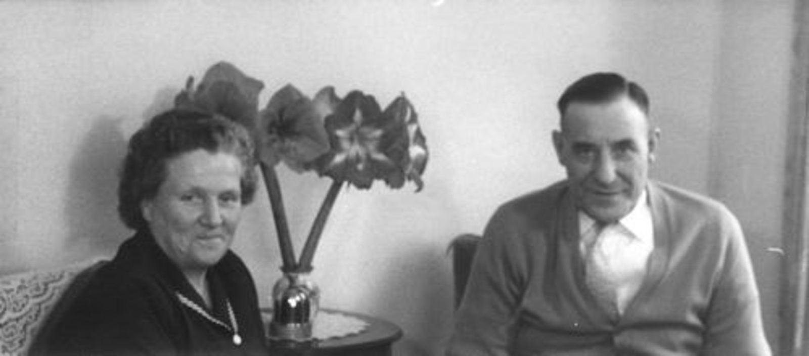 Pijpers Cornelis L 1896 1930± met vrouw Trijntje Mesman