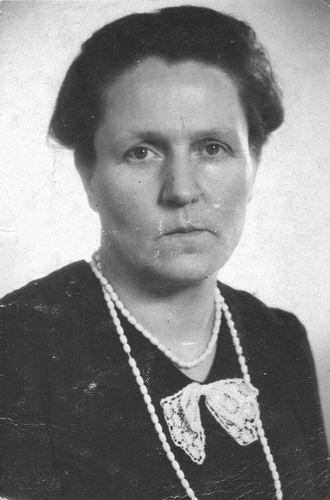 Pijpers-Mesman Trijntje 1896 19__ Portret