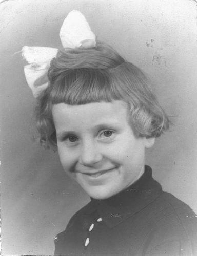 Pijpers Riet 1935 19__ Portret