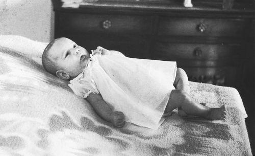 Pijpers Veronica 1955 1955 Baby