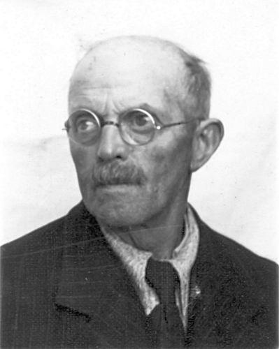 Poortvliet Nelis 1872 19__ Portret met vrouw Johanna v Oudenaren 01