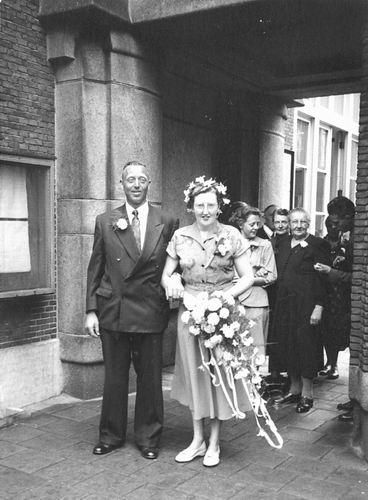 Poortvliet Daan 1916 1953 trouwt Louize J E Pruijs 01